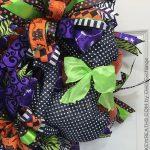 DIY Halloween Wreath Video Tutorial
