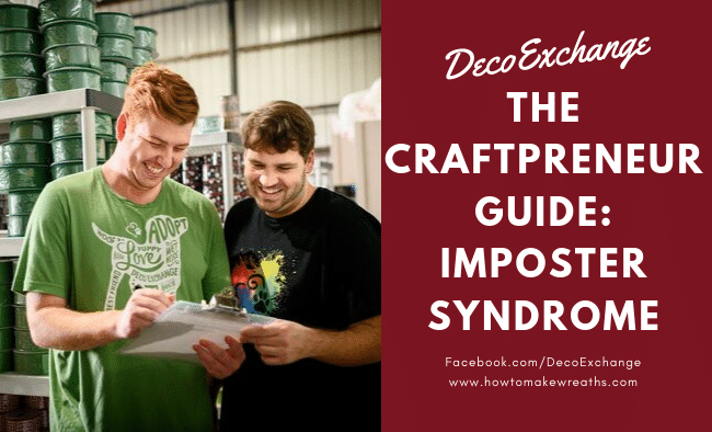 The Crafters Guide To Managing Imposter Syndrome