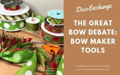 Bow Maker Tools- The Great Bow Debate
