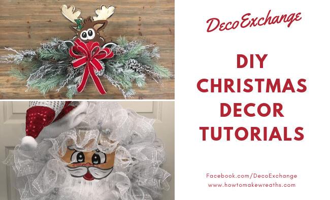 DIY Christmas Decor Tutorials