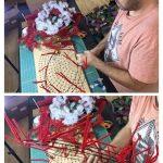 How to Make a Wreath Frame