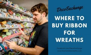 Where to Find Ribbon for Wreaths