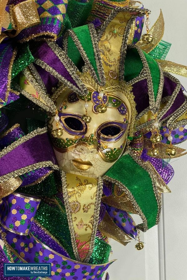 What are the Mardi Gras colors