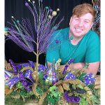 DIY Mardi Gras Decor