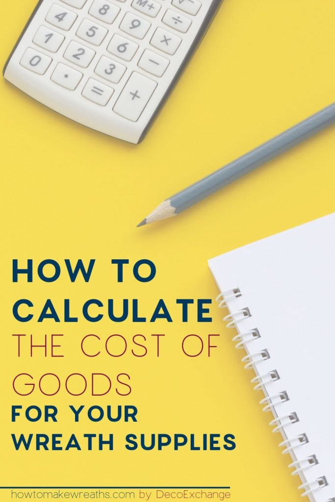 how to calculate the cost of goods sold pin image
