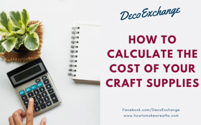 How To Calculate The Cost Of Goods Sold For Crafting