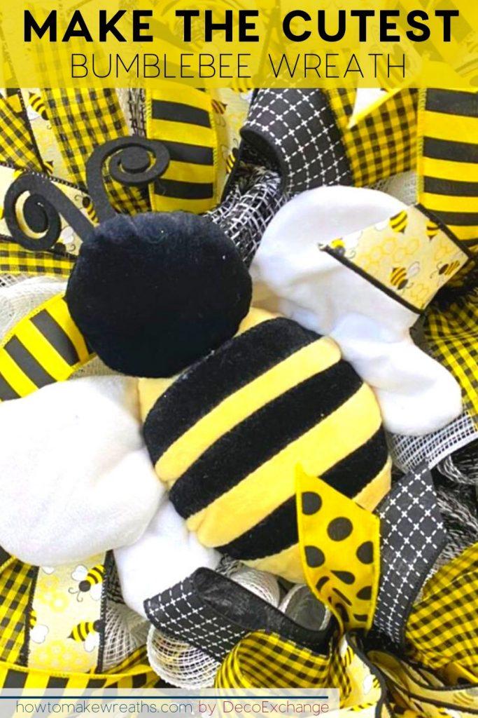 stuffed bee