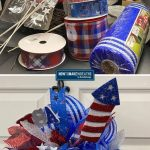 Patriotic Color and Pattern Pairing