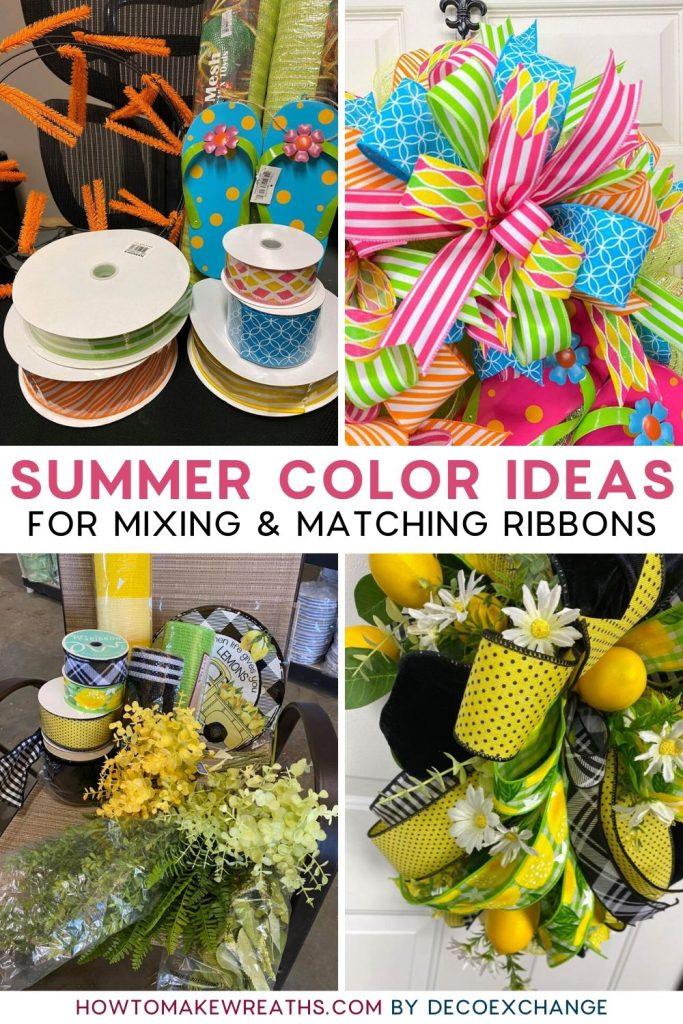 summer color inspiration