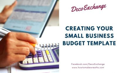 Business Budget Template 101: Creating Your Small Business Budget