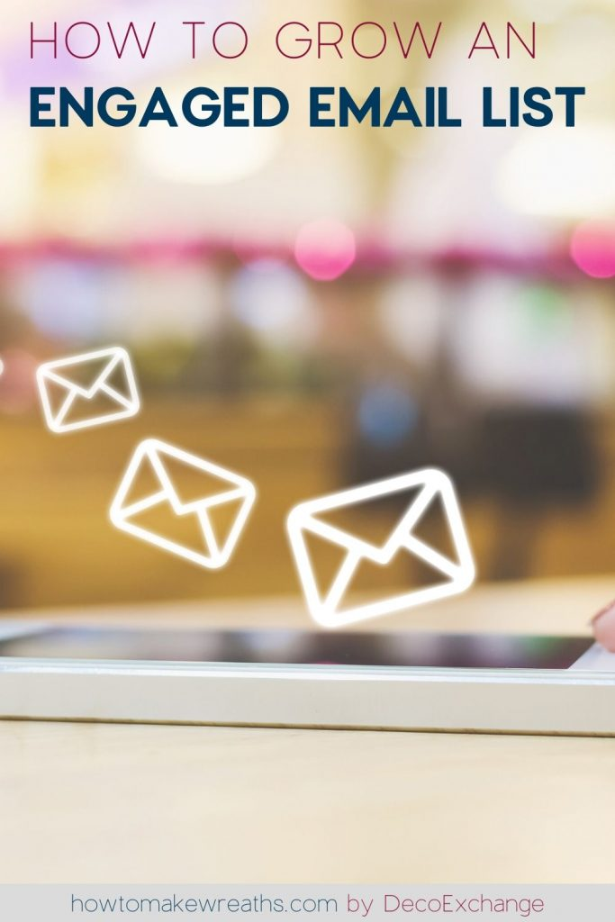 How to Grow an Engaged E-Mail List