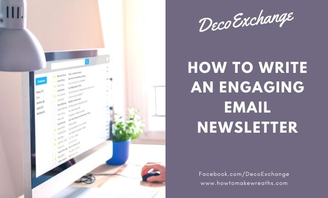 How to Write an Engaging Email Newsletter to Your Subscribers