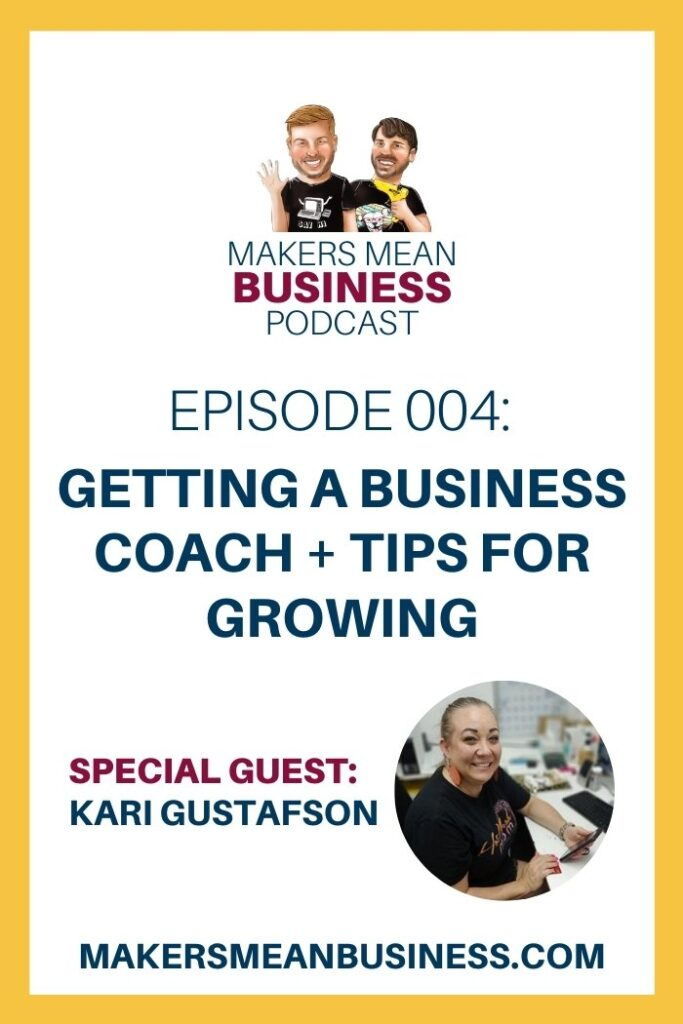getting a business coach and tips for growing