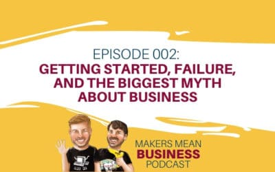 MMB Podcast Ep 2: Getting Your Online Business Started