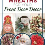 Christmas Wreaths For Your Front Door Decor