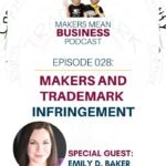 Makers Mean Business Podcast Ep. 028 - Makers and Trademark Infringement