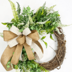 How to Make an Everyday Grapevine Wreath