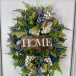 Make Your own Home Wreath