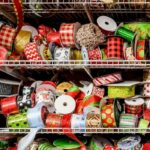 Where to Buy the Best Ribbons assorted rolls of ribbon on shelves