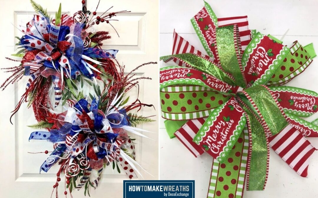 How To Make Bows: 6 Bow-Making Tutorials You Need