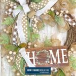 Everyday Home Wreath