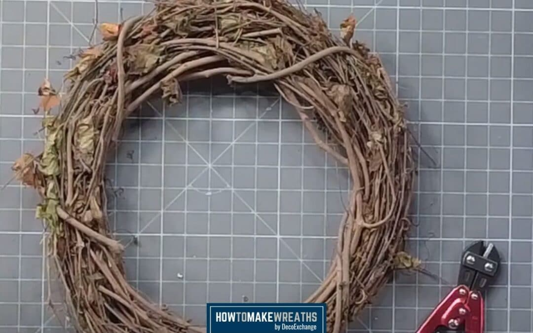Tips On How To Clean A Grapevine Wreath Frame