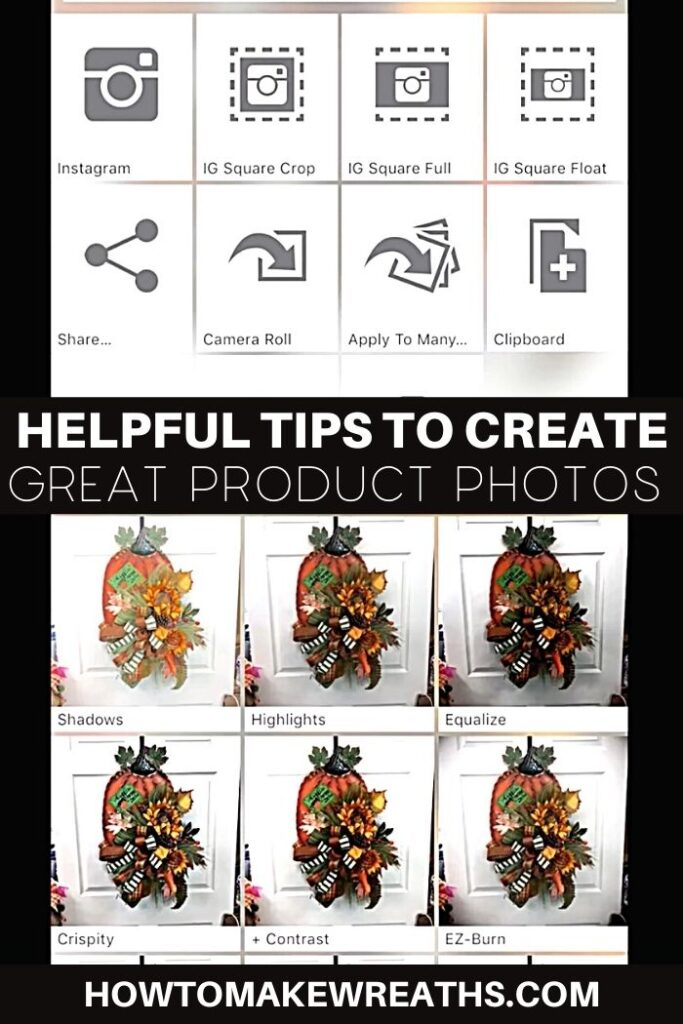 Helpful Tips to Create Great Product Photos