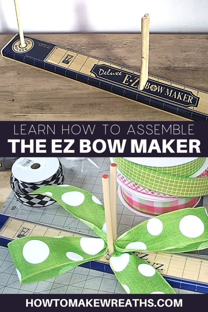 Learn How To Assemble the EZ Bow Maker