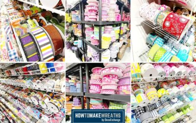 Must-Have Ribbon Organization Tips For Craft Rooms
