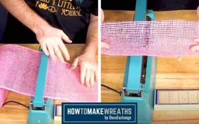 How To Cut Mesh With A Heat Sealer