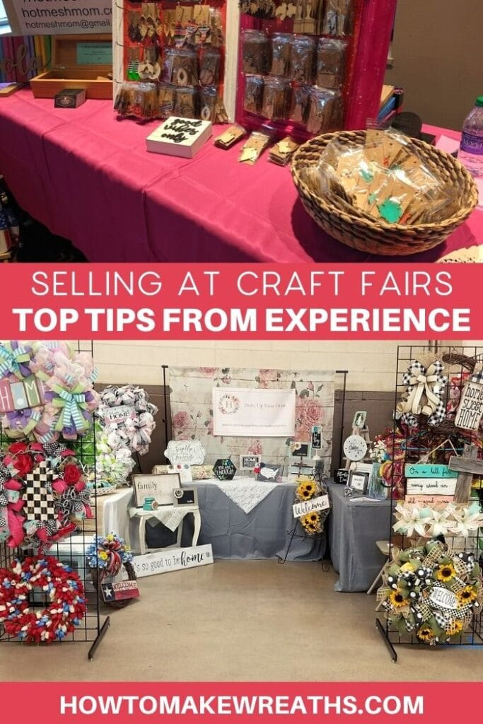 Selling at Craft Fairs Top Tips from Experience