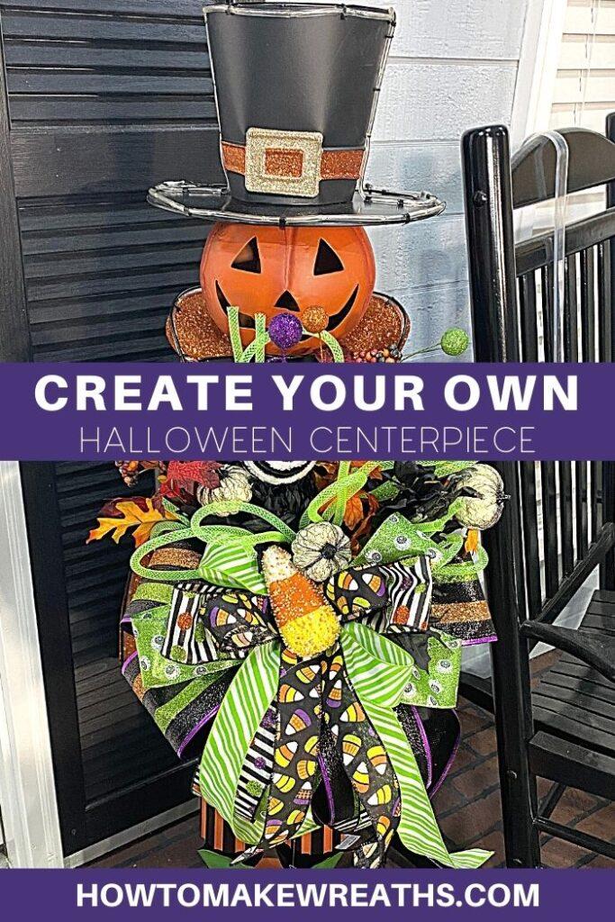 Create Your Own Halloween Centerpiece