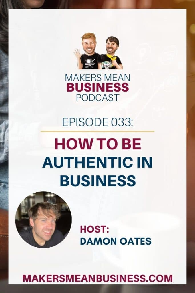How to Be Authentic in Business
